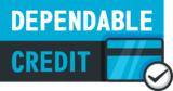 Dependable Credit Transparent Logo